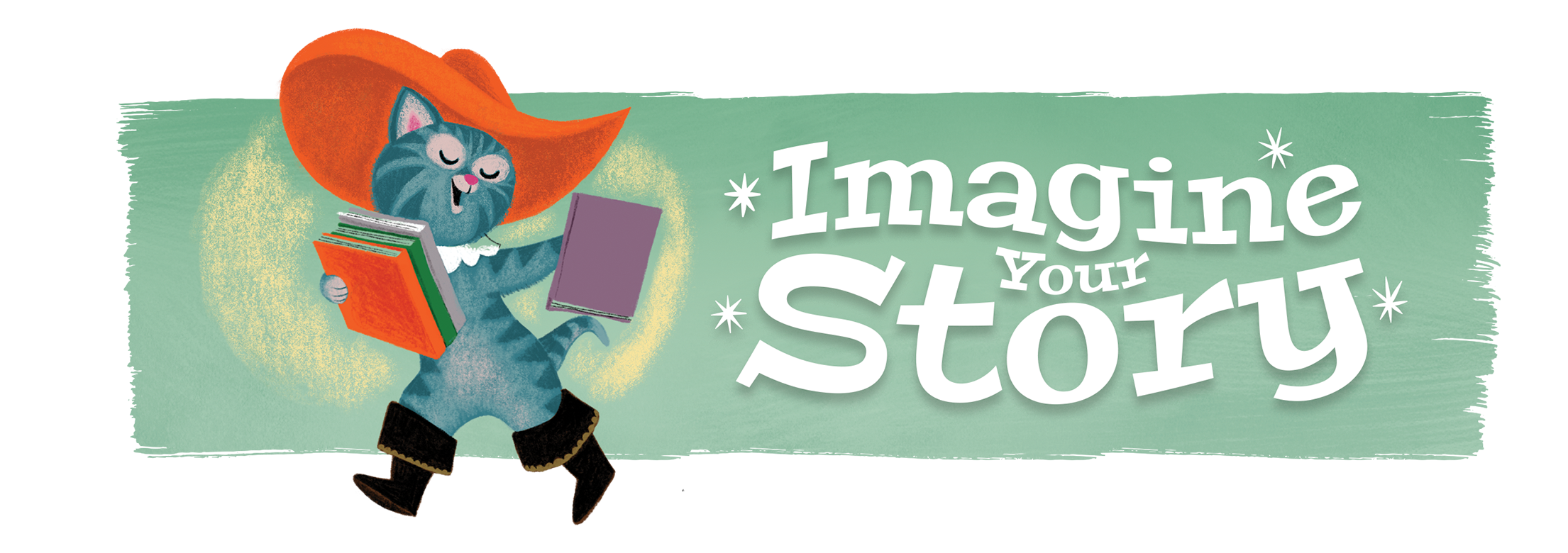 Imagine Your Story Summer Reading Program Link Opens in new window